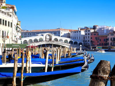 Luxury Holiday in Venice!